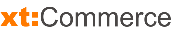 xt:Commerce Shopsoftware Logo