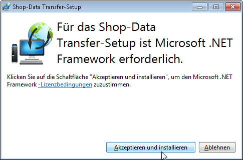 .NET Installation